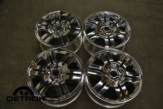 FORD MERCURY EXPLORER MOUNTAINEER 2006 2011 Wheels Rims SET Factory