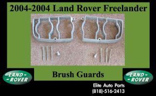 LAND ROVER FREELANDER R&L TAIL LIGHT BRUSH GUARDS (Fits Land Rover