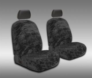 FUR SEAT COVERS for Low Back Buckets (Fits Mitsubishi Eclipse