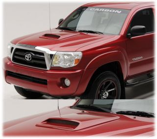 TOYOTA TACOMA 2005 2012 FACTORY STYLE HOOD SCOOP by 3DCARBON (Fits