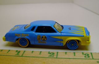 JL 76 OLDSMOBILE CUTLASS DEMOLITION DERBY CAR W/RUBBER TIRES LIMITED