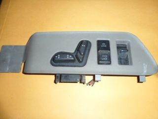 OLDSMOBILE NINETY EIGHT SEAT CONTROL SWITCH PASSENGER POWER CHAIR SIDE