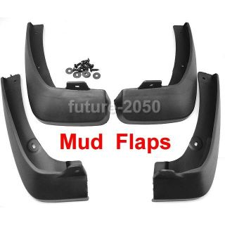 NEW Mud Flaps Splash Guards Toyota Toyota Vios / Yaris 4DOOR SEDAN