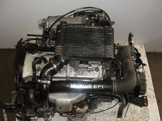 JDM 4E FTE TOYOTA STARLET GT ENGINE PASEO TERCEL 4EFTE 4E TURBO MOTOR
