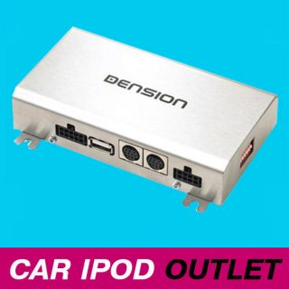 DENSION Gateway 500 VOLVO S40 V50 XC90 Car iPod iPhone Interface