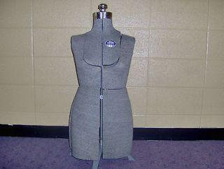 vintage dress form mannequin in Business & Industrial