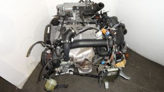 JDM TOYOTA STARLET 4EFTE TURBO TERCEL PASEO ENGINE MANUAL TRANSMISSION
