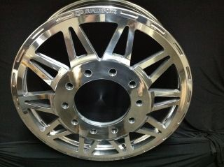 22.5 dually wheels in Car & Truck Parts