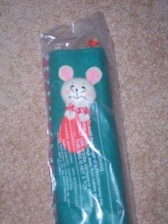 NEW (Sealed) 1987 Vintage AVON Christmas Advent Calendar w/Mouse