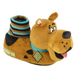 Scooby Doo Toddler Socktop Slipper Size 5/6 7/8 9/10 11/12