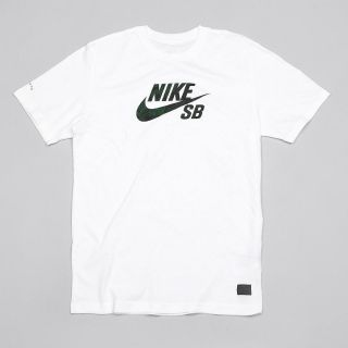 nike sb pushead icon fill t shirt white 507013 100