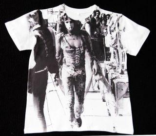 Aerosmith Steven Tyler Rock Vintage T shirt Size XS~XL[Short Sleeve