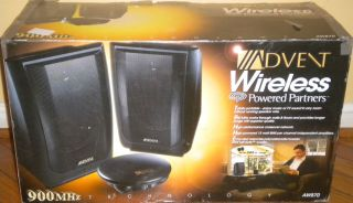 advent wireless speakers in Home Speakers & Subwoofers