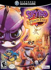 Spyro A Heros Tail Nintendo GameCube, 2004