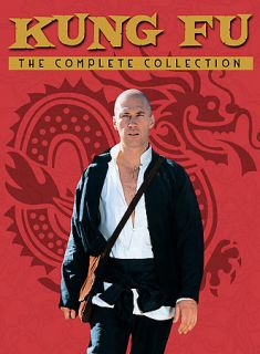 Kung Fu The Complete Series Collection (DVD, 2007, 11 Disc Set)