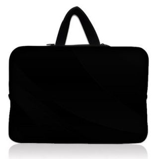 Cool Black 17 inch 17.3 17.4 Laptop Bag Sleeve Case Notebook Cover