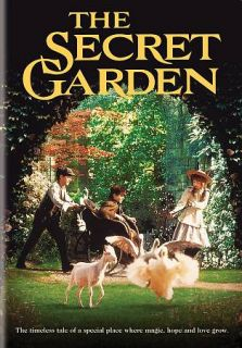The Secret Garden DVD, 2009