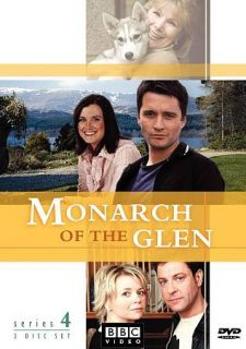 Monarch of the Glen   The Complete Series 4 DVD, 2010, 3 Disc Set