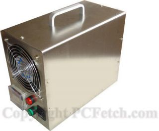 Steel Industrial Ozone Generator 7,000mg Ionizer Air Cleaner Purifier