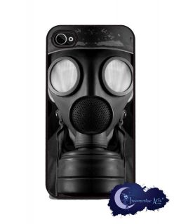 Vintage WWII Gas Mask   iPhone 4 and 4s Slim Case, Cell Phone Cover