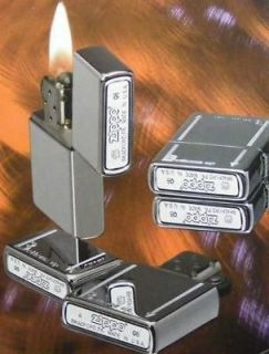 ZIPPO BOTTOMZ UP LIGHTER HIGH POLISH CHROME NEW IN BOX 24383
