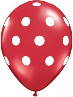 polka dot balloon in All Occasion Party Supplies