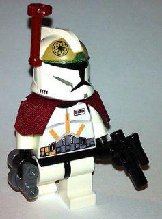 NEW custom commander CODY lego star wars figures clone trooper