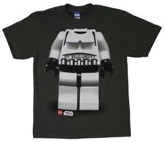 Clone Costume   LEGO Star Wars Youth T shirt