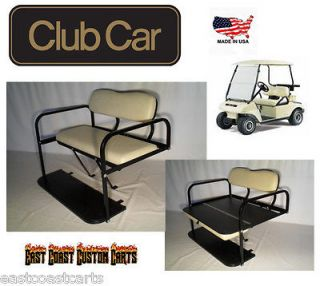 golf cart rear seats in Push Pull Golf Carts