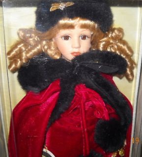 collectible memories porcelain doll in Other