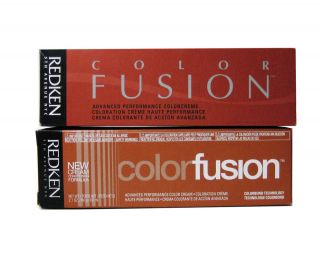 Color Fusion Hair Color Natural Balance 2.1 oz Choose your Color