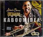 CD + DVD ALBERTO BARROS Tributo A La Salsa Colombiana 2 NEW SEALED