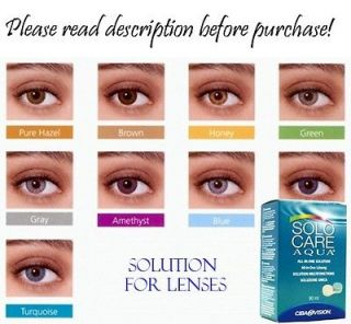 color contacts in Health & Beauty