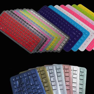 COLOR keyboard cover skin Protector film guard FOR HP Pavilion G6s G6t