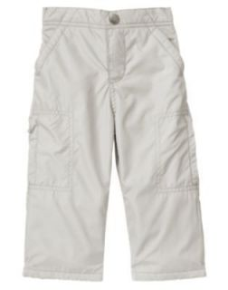 Snowboard Legend Snow Ski Pants 6 12 18 24 m 2T Gray Fleece Lined