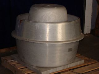 VERY CLEAN AND NICE HEAVY DUTY COMMERCIAL 42 D KITCHEN EXHAUST FAN