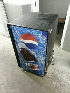 OEM Reach In Pepsi Display Cooler! Great Condition