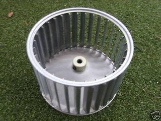 HVAC Squirrel Cage Blower Wheel CCW 5/16 Bore Brand New