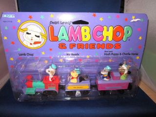 ERTL in Toys & Hobbies  TV, Movie & Character Toys  Lamb Chop, Shari