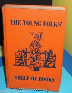 Popular edition The Young Folks Shelf of Books #8 Stories History book