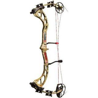 PSE 1202MPLIF2960 Brute X Left Hand Bow, 60 Pound, Mossy Oak Break Up