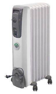 MG7307CM ComforTemp Oil Filled Radiator Heater Energy Efficient