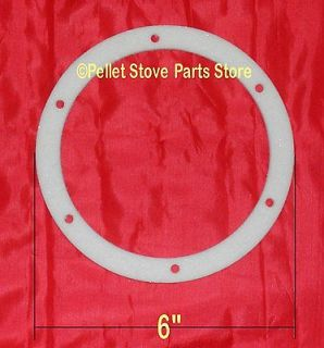 WHITFIELD PELLET STOVE EXHAUST BLOWER GASKET REPLACEMENT (5200) 6