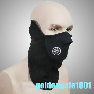 Sport Snow Black For Motorcycle Bicycle Bike Ski Neck Warmer Face Cool