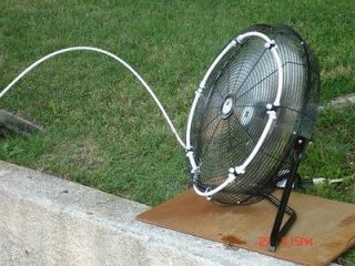 misting fan in Heating, Cooling & Air