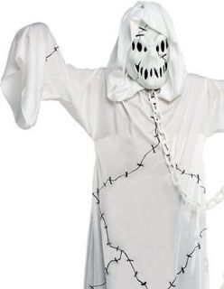 Kids Scary Ghost Haunted House Child Halloween Costume