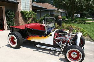 Ford  Model T HOT ROD 1927 FORD ROADSTER PICKUP HOT ROD T BUCKET ALL