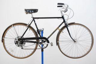 Vintage Schwinn Suburban 5 Speed Mens Cruiser City Bicycle Bike Made