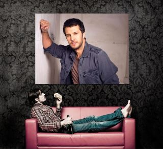 XD5138 Luke Bryan Hot Country Singer Music HUGE Wall POSTER