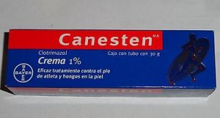 Canesten Cream clotrimazole Crema Skin Fungus Fungal Yeast Infection